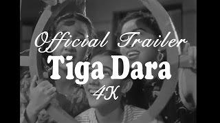 Tiga Dara   Official Trailer #TigaDara4K