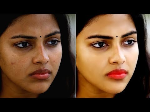 How to Make Face Beautiful in Photoshop | Remove Marks, Acne and Scars from Face Easily in Photoshop
