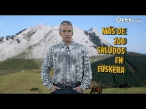 Vaya Semanita - Curso de euskera: aprender vasco sin palabras