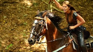 Victory Next, My Warrior ( Horse Riding GoPro)