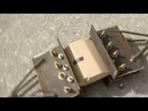 Mythbusters - Phone Book Friction - YouTube
