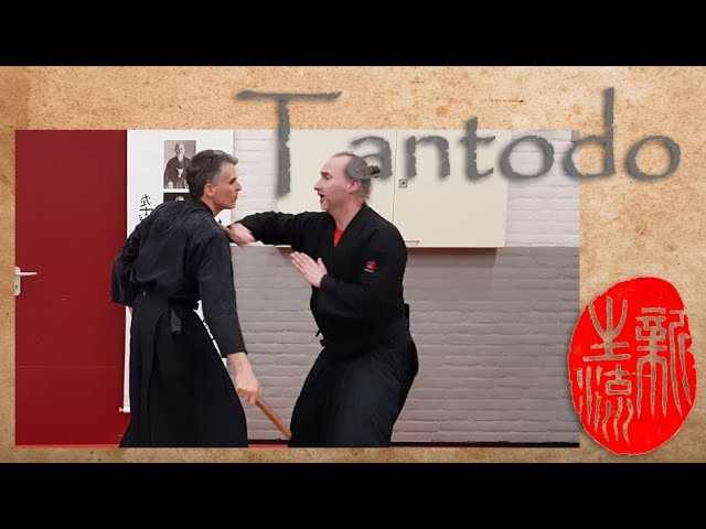 Tanto Do - Tanto tori - Knife fighting - Selfdefense
