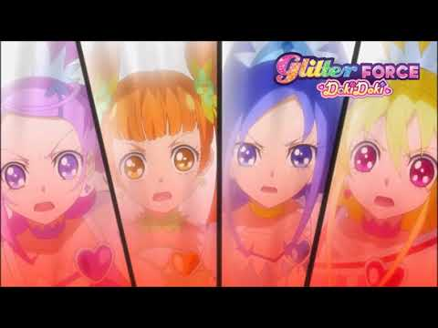 Glitter Force Doki Doki - Bande annonce de la saison 2 VF