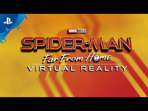 Spider-Man: Far From Home VR Experience | Trailer | PSVR