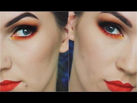 Makijaż Podkreślający Niebieskie Oczy Youtube
