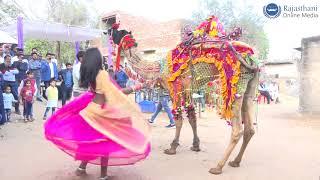Rajasthani folk song Marwadi Marriage dj dance Indian Wedding Dance performance 2019