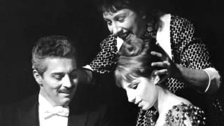 Barbra Streisand's final performance in Funny Girl - December 25th, 1965