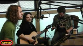 Taddy Porter - All Right Now (acoustic) - 101 WRIF Detroit