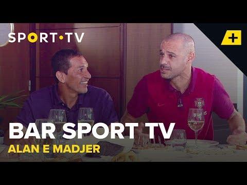 BAR SPORT TV com Alan e Madjer
