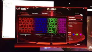 Asus ROG Strix GL553 and GL753 Are Rainbow Bright