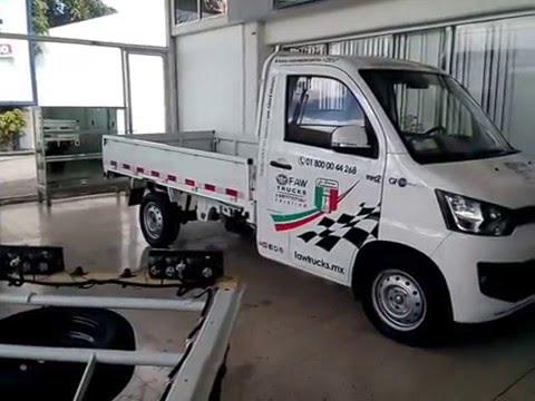 Camionetas Ligeras Faw
