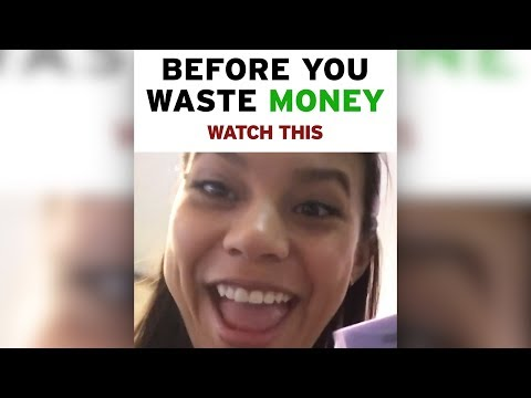 Before You Waste Money - WATCH THIS | by Jay Shetty