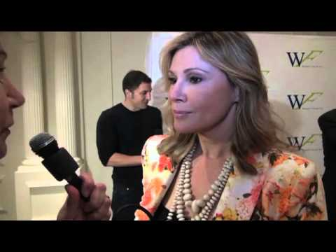 'One to One with Gloria' &  Maria Cuomo Cole at The 3rd Annual Elly Awards