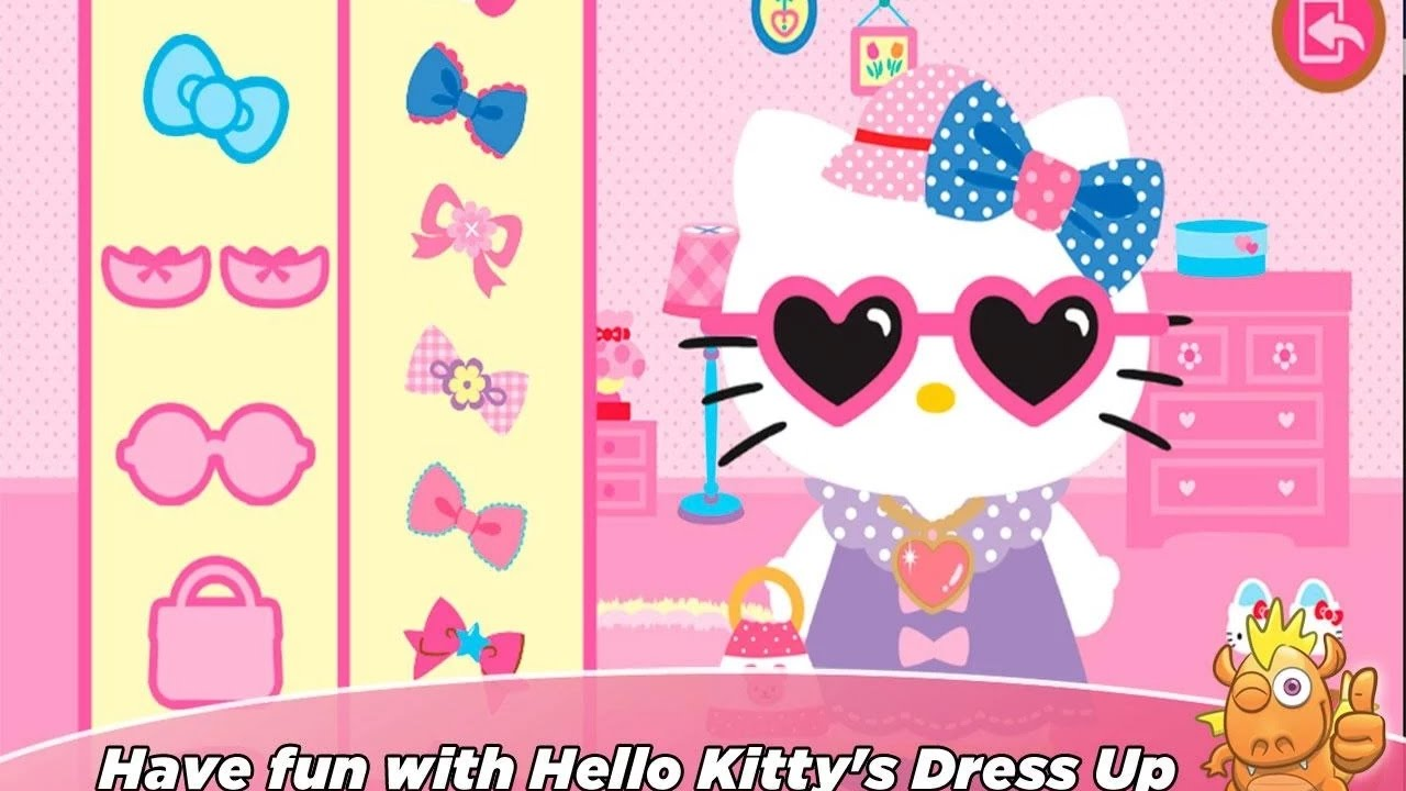 Hello Kitty All Games for kids-Educational Education ...