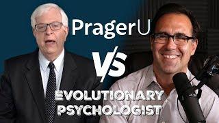Baixar PragerU Dismantled by an Evolutionary Psychologist