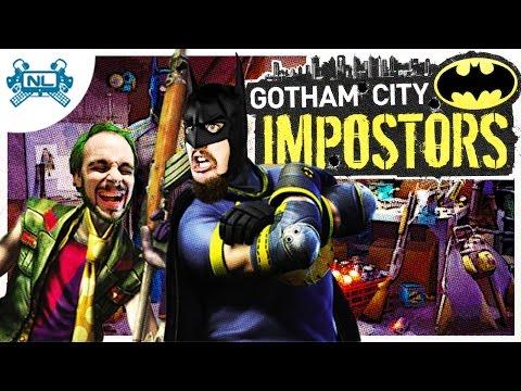 IMPOSZTOROK! Nessaj, Nosika, Videojáték Zsolti│Gotham City Impostors HUN