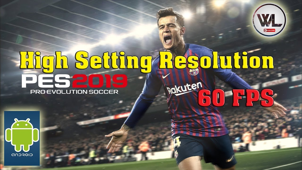 pes 2019 android lag fix