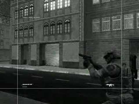 Glock18 In GRAW