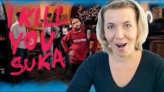 Реакция МАМЫ на Джарахов & THE HATTERS - KILL YOU