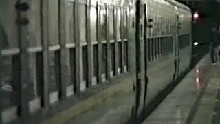 静岡駅で12系お座敷客車「海編成」を録る