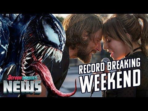 Venom & Lady Gaga Smash October Records - Charting with Dan!