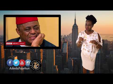 FFK vs Journalist; Lagos Helicopter: DSS vs. Biafrans; Cameroon; Ivory Coast Protests 3rd Term, Mali