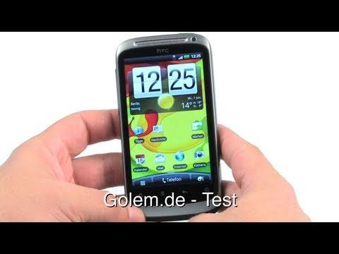 HTC - Desire S - Test