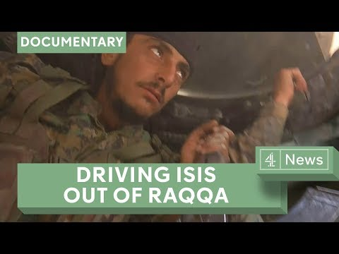 Battle for Raqqa: is Isis being driven out?