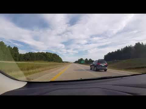 Driving with Scottman895: I-75 NB (M-68 to Mackinac Bridge)