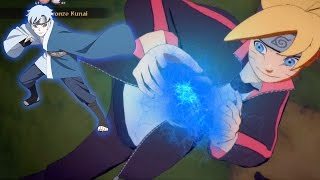 Boruto's NEW Ultimate Jutsu! And 15+ Minutes of Mitsuki Gameplay | NARUTO Storm 4 Road to Boruto