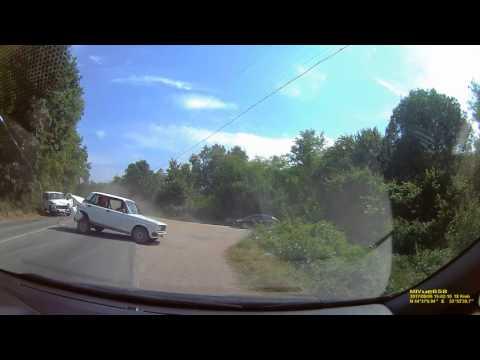 Жуткое ДТП, в котором погиб липчанин, попало на видео