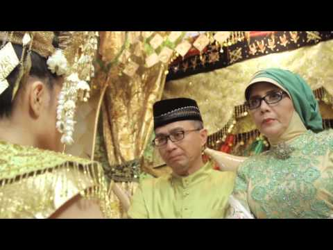 Video DSLR Malam Bainai Fati Dwitiya 1 step before Wedding Reception