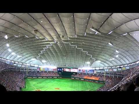 baseball @Tokyo Dome