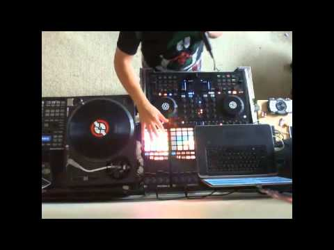 Traktor Pro FX on your Microphone