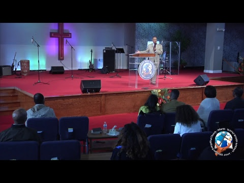 11/22/2018 Thanksgiving Service