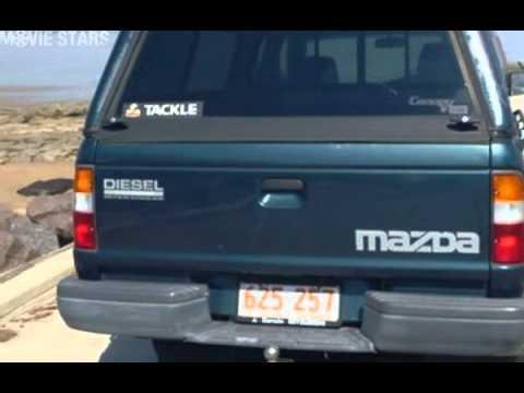 2002 Mazda Bravo B2500 Dx Cab Plus Green 5 Speed Manual Cab Chassis