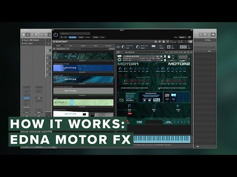 How It Works: eDNA — Motor FX