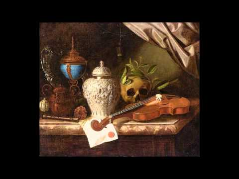 Giuseppe Tartini Sonatas for Violin Cello and Harpsichord 1/2