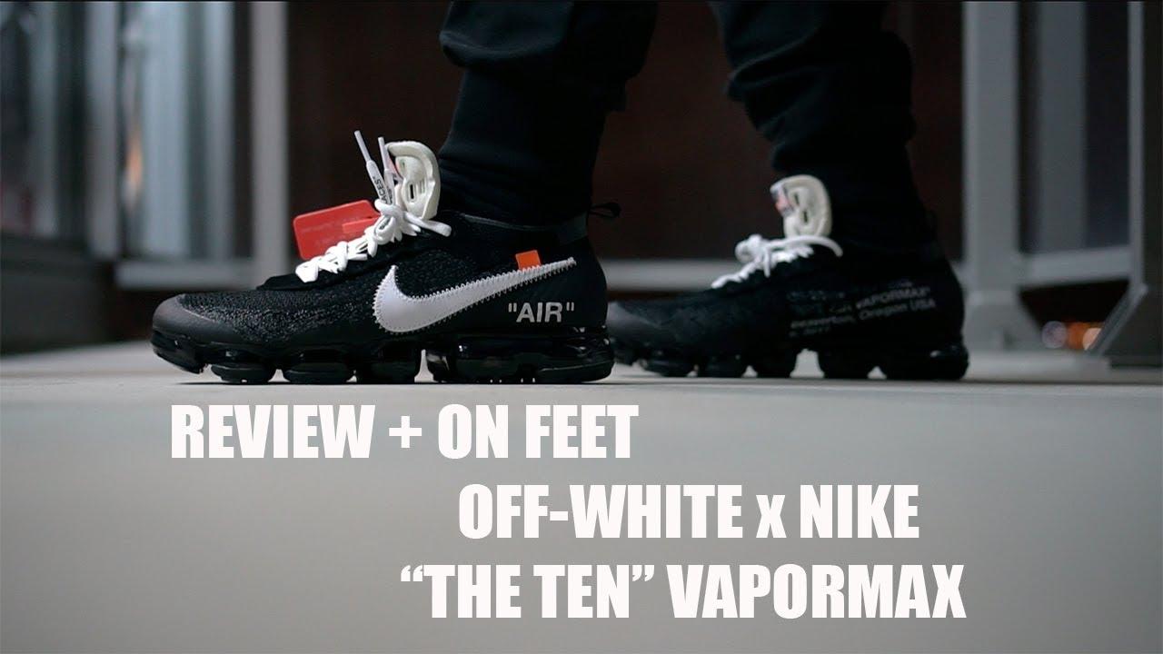 vapormax the ten