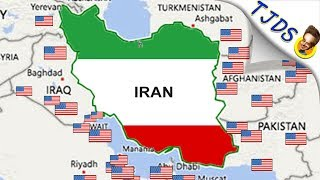 Proof U.S. Is Provoking Iran Into WAR