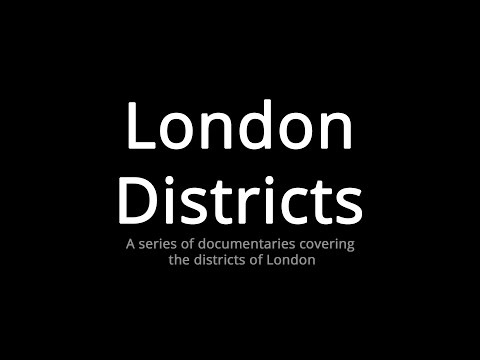 Welcome to London Districts!