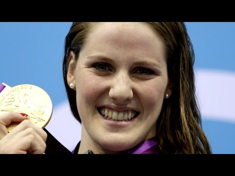 Missy Franklin: Preparing for 2016 Olympics - 60 MINUTES SPORTS Preview