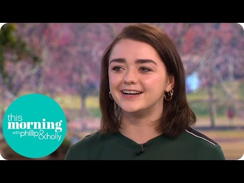 Maisie Williams Is Nervous About Game of Thrones Coming to an End | This Morning