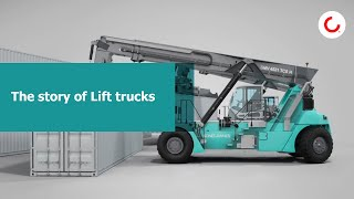 Our story – This is the story of Konecranes Lift Trucks.