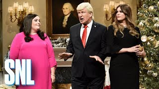 White House Tree Trimming Cold Open - SNL by : Saturday Night Live