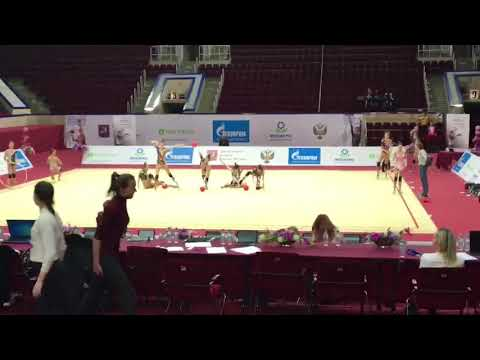 Russia Group, 5 Balls - Moscow Grand Prix 2019
