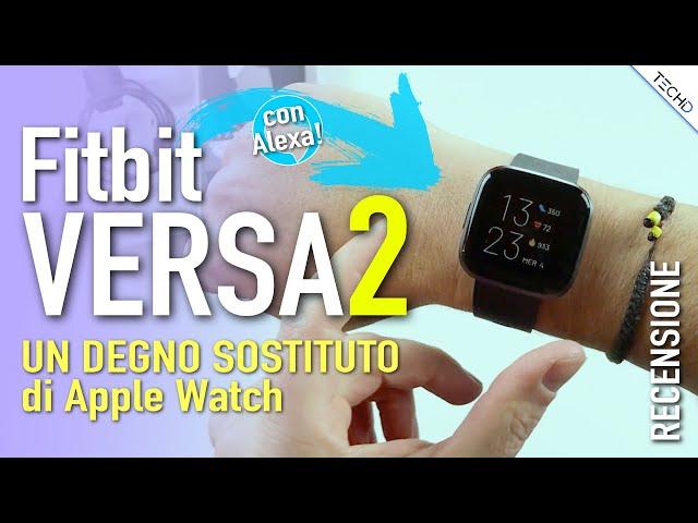 #Fitbit Versa 2 - Degno Erede di Apple Watch! - RECENSIONE