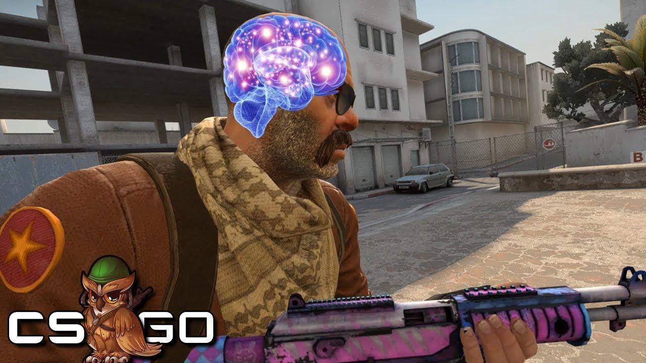 CSGO Hacks & The Criminal Mind