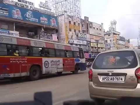 KPHB ( Kukatpally Housing Board) Streets , Hyderabad-2016