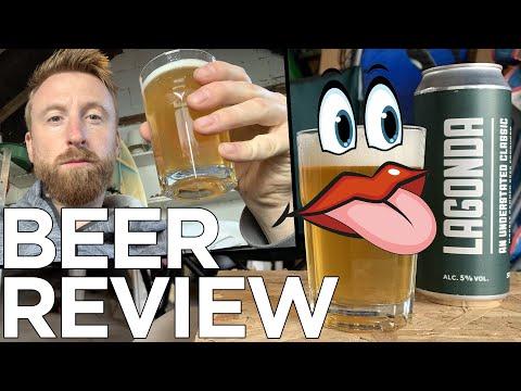 LAGONDA | BEER REVIEW | BEER | NINE